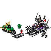 Lego Ninjago OverBorg Attack - 70722
