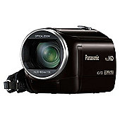 HCV130EBK Full HD Camcorder with 38x Optical Zoom in Black