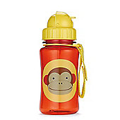Skip Hop Zoo Straw Drinks Bottle - Monkey