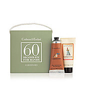 Crabtree & Evelyn Gardeners 60 Second Fix Kit for Hands