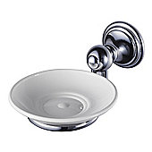 Haceka Allure Soap Holder in Chrome