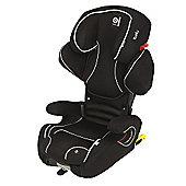 Kiddy Cruiserfix Pro Car Seat (Racing Black)