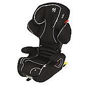 Kiddy Cruiserfix Pro Car Seat (Racing Black)
