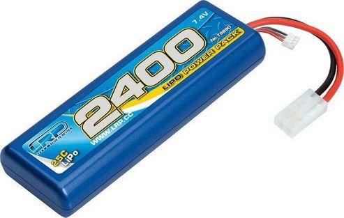 Lrp Lipo Power Pack 2400 - 7,4v - 25c