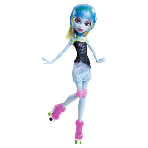 Monster High Skultimate Roller Maze With Abbey