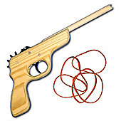 Rubber Band Shooter