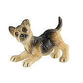 German Shepherd Puppy Rocky - Action Figures