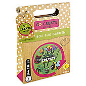 Go Create Eco Craft Egg Box Bug Garden