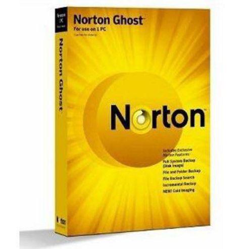 Symantec Norton Ghost v15.0