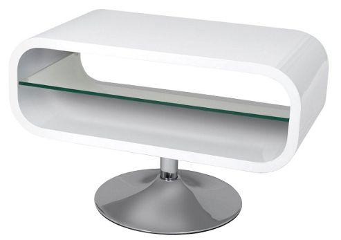 Techlink Opod TV Stand - White