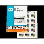 Hewlett-Packard Automation Bar Code Labels