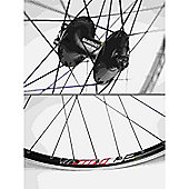 Momentum S-Track 210/M475 26 Disc/V-Brake Wheel, Front