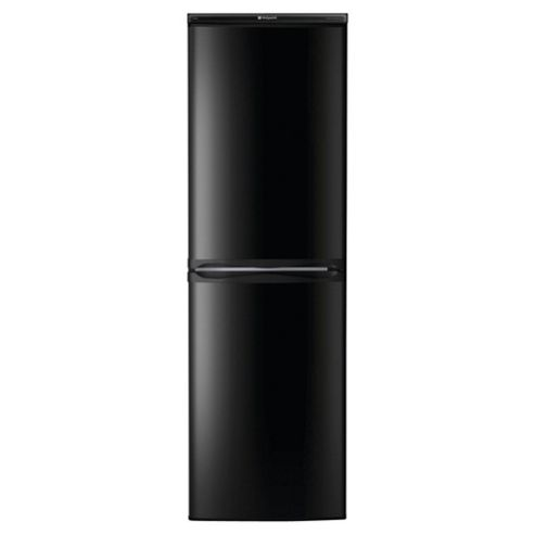 Hotpoint RFAA52K Fridge Freezer, A+ Energy Rating, Black, 54cm