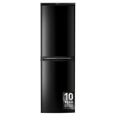 Hotpoint RFAA52K Freestanding Fridge Freezer, 54cm, A+ Energy Rating, Black