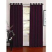 Venezia Ready Made Curtains - Purple