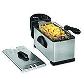 Elgento E17001 3 Litre Stainless Steel Fryer, 2000W