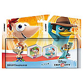 Infinity Phineas and Ferb Toy Box Set