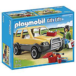 Playmobil 5532 City Life Vet with Car