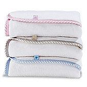 Izziwotnot Snuggle Towel (Taupe)