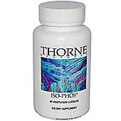 Thorne Research Iso-Phos Phosphatidylserine Isolate 60 Veg Capsules