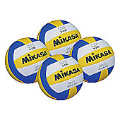 Mikasa MGV230 Schools Volleyball 4 Pack