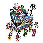 """Funko Vinyl Figures Marvel Superheroes 2.5"""" Mystery Mini Figure Random Blind Box"""