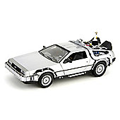 Back To The Future Part 2 - Die-Cast DeLorean