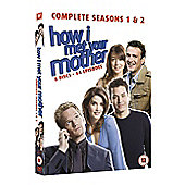 How I Met Your Mother: Series 1-2 (DVD Boxset)