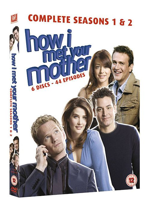 How I Met Your Mother - Series 1-2 - Complete (DVD Boxset)
