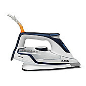 AEG DB6120U 2200w Steam Iron with 4 Fold Safety Program