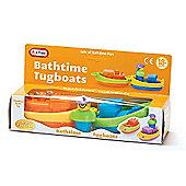 Fun Time Bathtime Tugboats