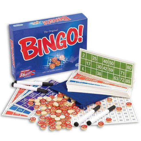 The Original Bingo! Board Game