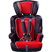 Caretero Spider Car Seat (Red)