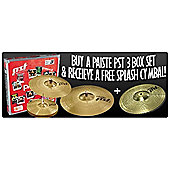 Paiste PST3 Universal Set Plus 10in Splash