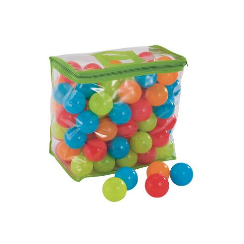 ELC 100 Coloured Playballs
