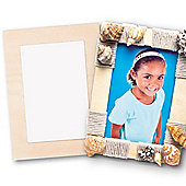 Design Your Own Wooden Photo Frames (Pack of 4)