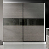 Amos Mann furniture Cellini 2 Door Sliding Wardrobe