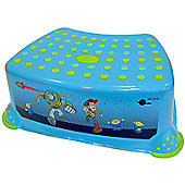 Disney Toy Story Toddler Toilet Training Step Stool - Blue