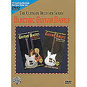 Absolute Beginners Electric Guitar DVD
