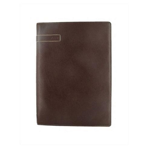 Filofax Holborn Brown Folder A4