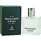 Abercrombie & Fitch 8 Perfume Eau de Parfum (EDP) 50ml Spray For Women