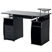 Office desks computer tables office furniture tesco - Tesco office desk ...