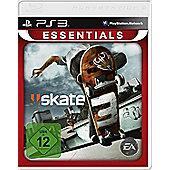 Skate 3 (Essentials) - PS3