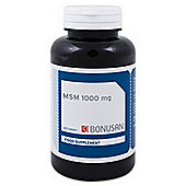 Bonusan Msm 1000 Mg 120 Tablets