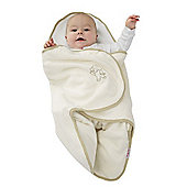 Tippitoes Star Wrap Swaddler (Cream)