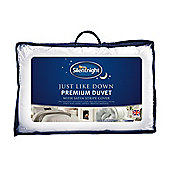 Silentnight Just Like Down Premium Duvet 10.5tog King