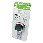 Mothercare Safest Start Protect Plus Dual Locking Multi-Purpose Latch