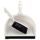Tesco Basics Dustpan and Brush