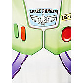 Disney Pixar Toy Story Buzz Lightyear Dress-Up Costume - White & Green