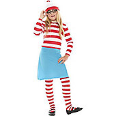 Where's Wenda - Child Costume 7-9 years
